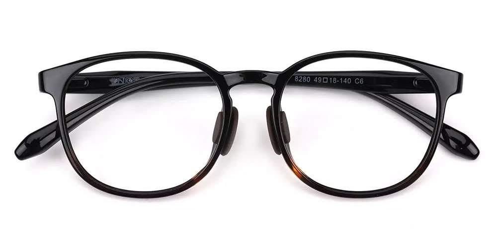 Richmond Prescription Glasses Demi Amber