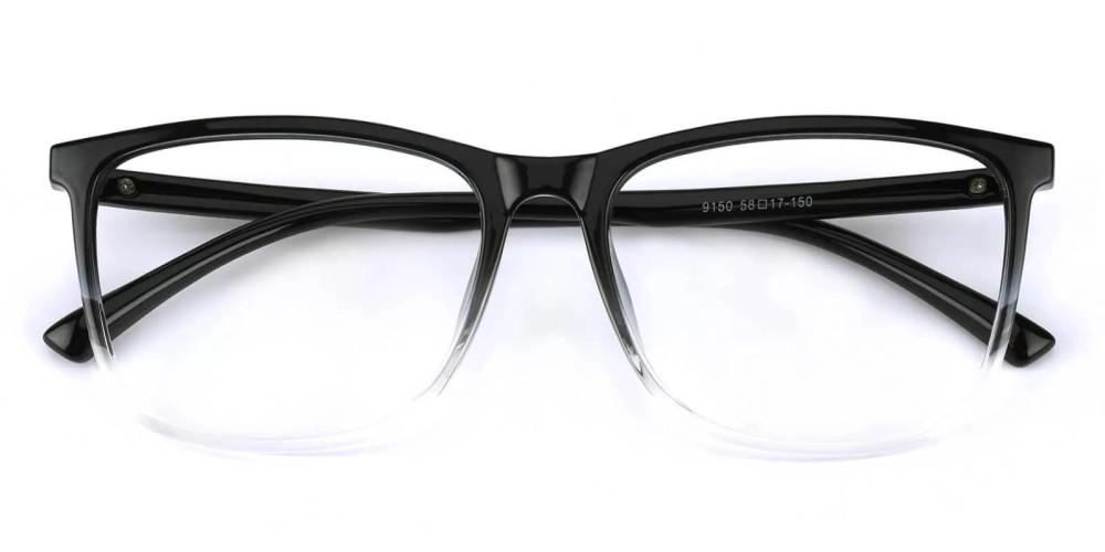 Vacaville Discount Glasses Black