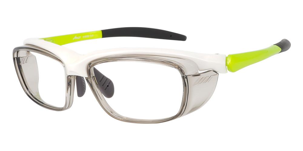 Fusion Cascade Prescription Safety Glasses Yellow