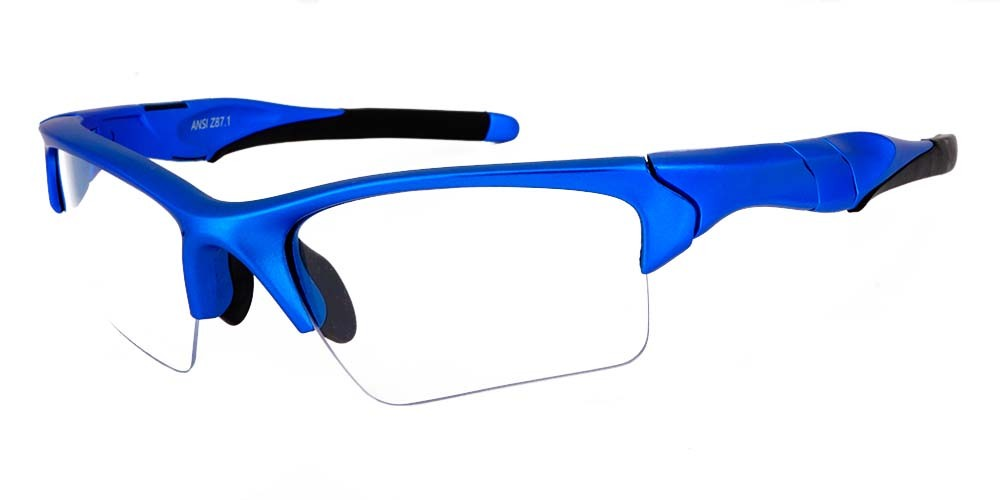Matrix Hampton Prescription Safety Glasses -- ANSI Z87.1
