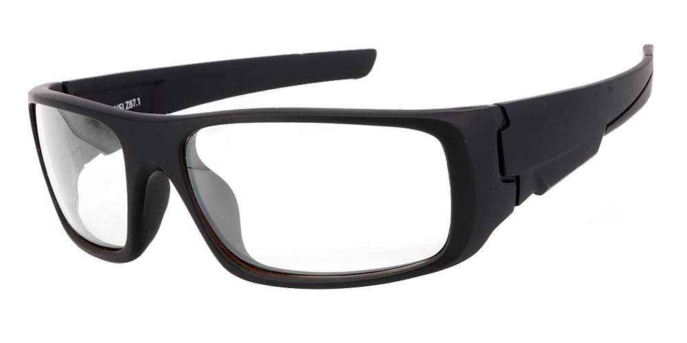 Fusion Amarillo Prescription Safety Glasses -- ANSI Z87.1 Rated