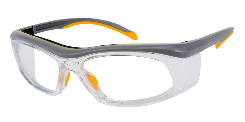 Fusion Prescription Safety Goggles W2 -- ANSI Z87.1 Rated