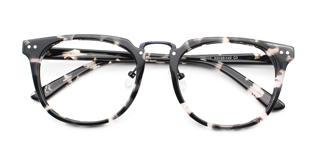 Hailey Eyeglasses Grey
