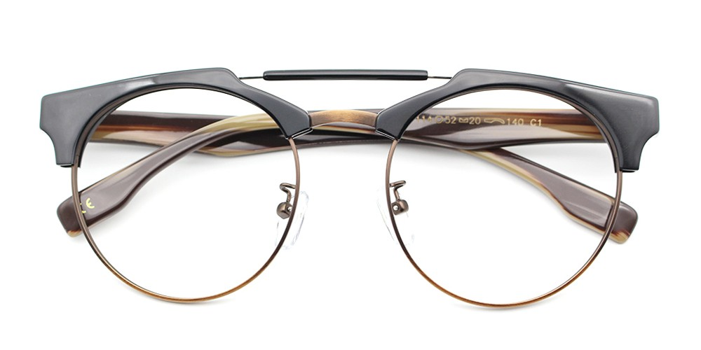 Kylie Eyeglasses Brown