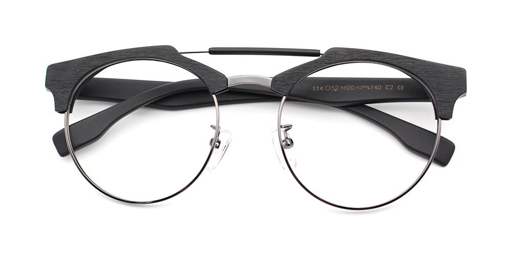 Kylie Eyeglasses Black