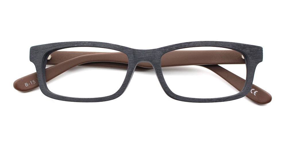 Maria Eyeglasses Brown