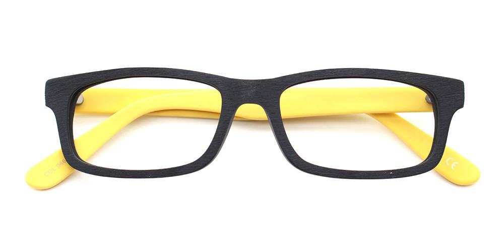Maria Eyeglasses Yellow