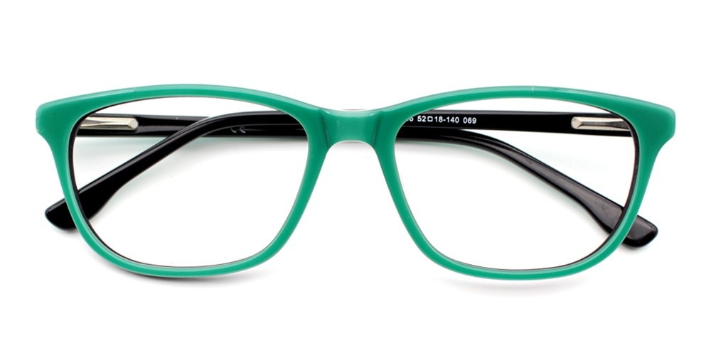 Harper Eyeglasses Green