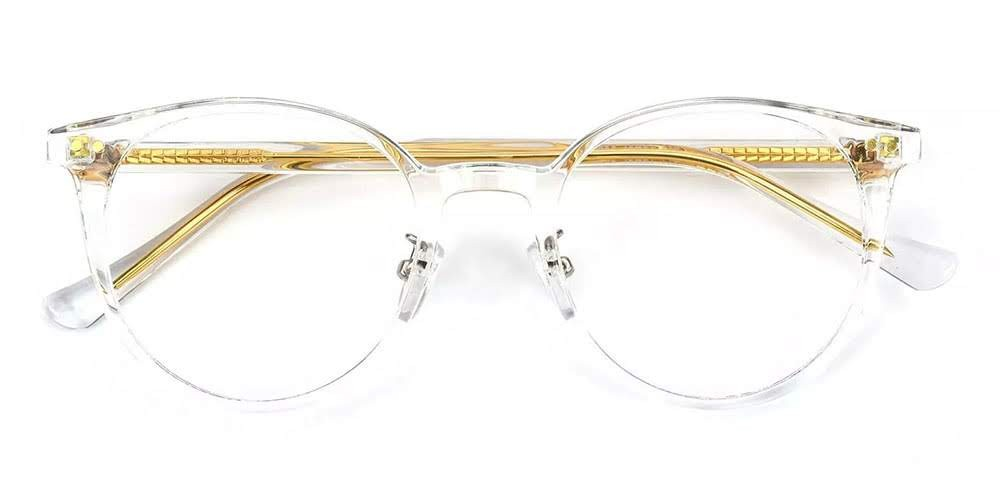 Greeley Prescription Eyeglasses Clear
