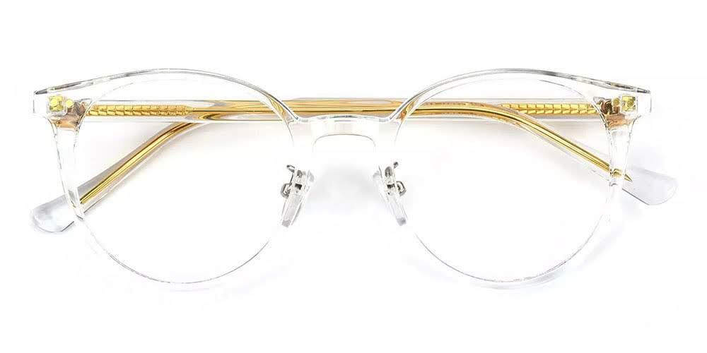 Greeley Prescription Eyeglasses Clear