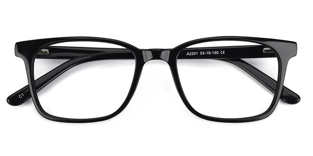 Sparks Prescription Eyeglasses Black