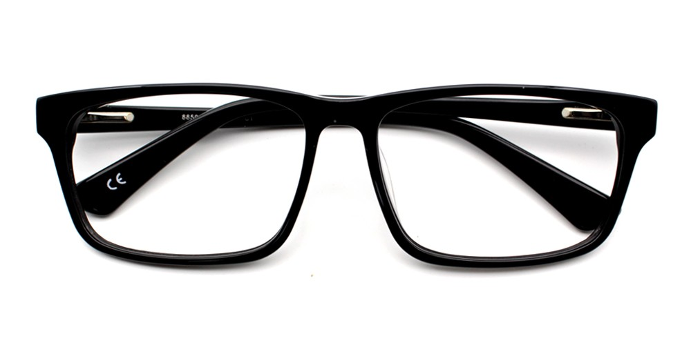 Matteo Eyeglasses Black