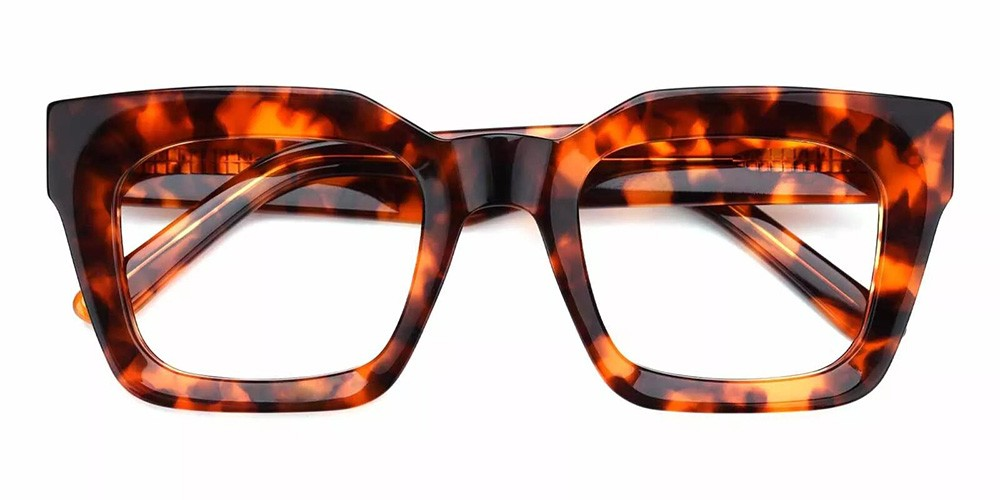 Mobile Prescription Glasses - Handmade Acetate - Tortoise
