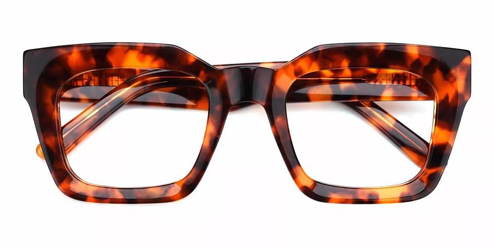 Mobile Prescription Glasses - Handmade Acetate - Tortoise