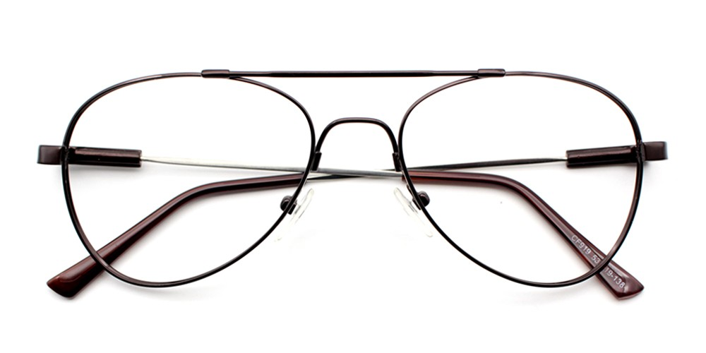 Ismael Eyeglasses Brown