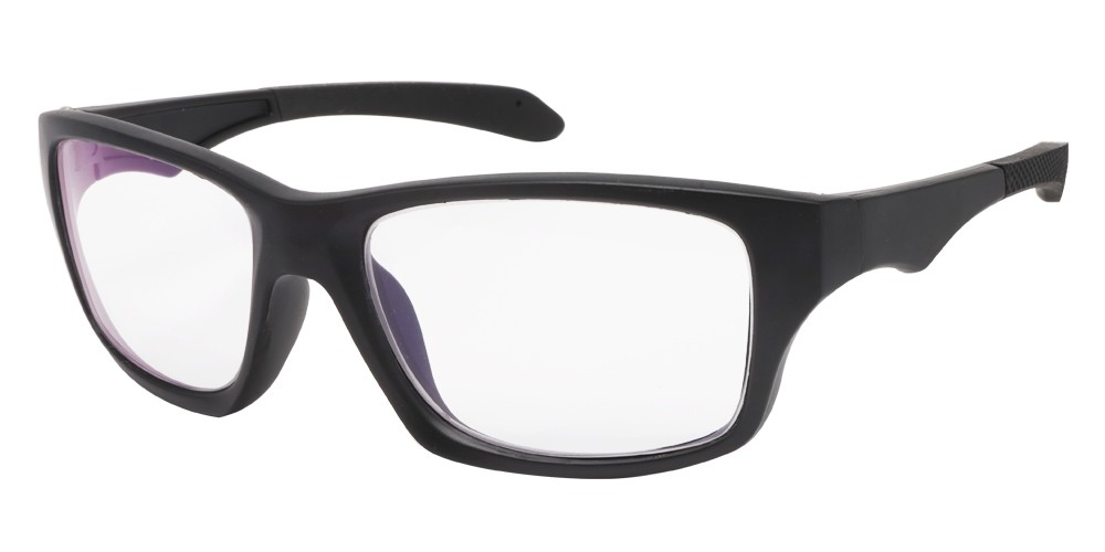 Fusion Spokane Prescription Safety Glasses -- ANSI Z87.1 Rated
