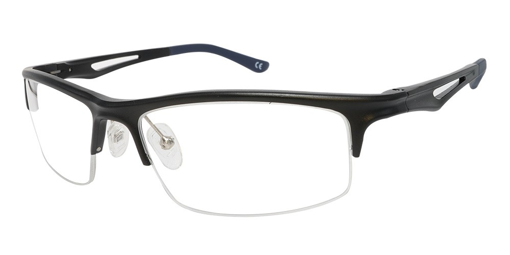 Fusion Rx Safety Glasses M1
