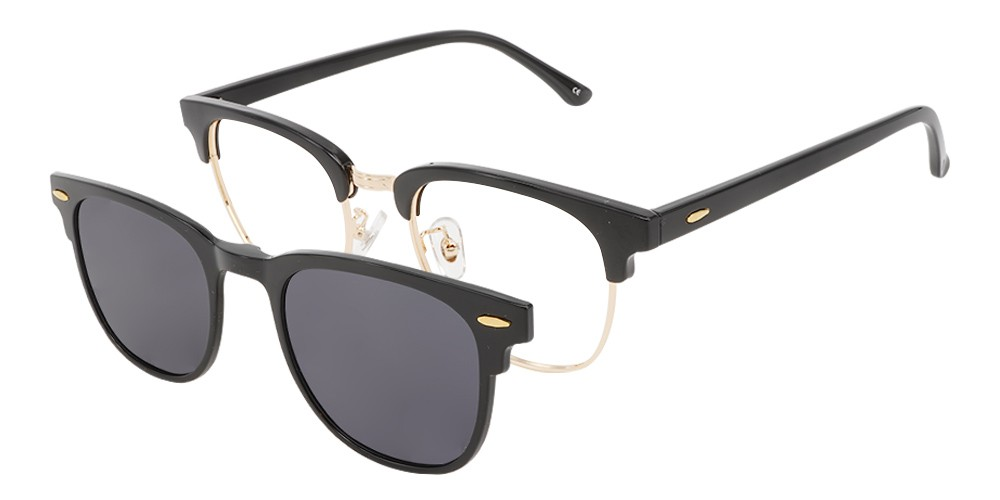 Fillmore  Clip-On Rx Sunglasses