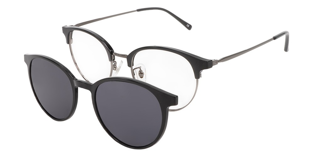 Berkley  Clip-On Rx Sunglasses