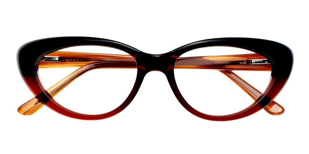 Upland Eyeglasses Black
