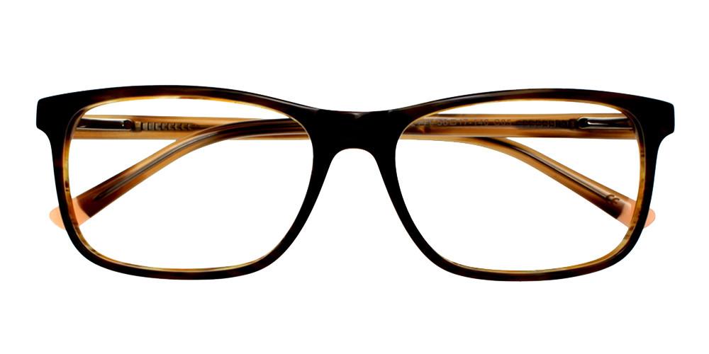 Alhambra Eyeglasses BrownDemi
