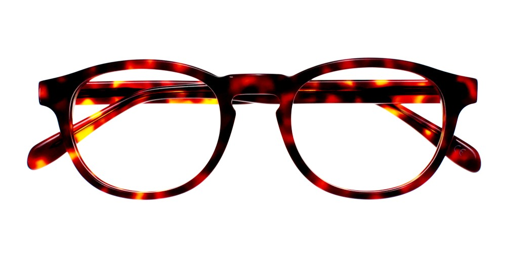 Loomis Eyeglasses BrownDemi