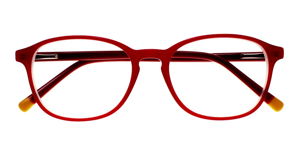 Tehachapi Eyeglasses Red