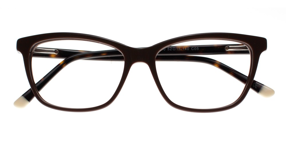 Atwater Eyeglasses Brown