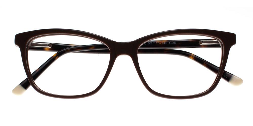 Atwater Eyeglasses BlackDemi