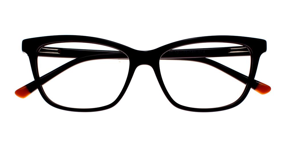 Atwater Eyeglasses Black