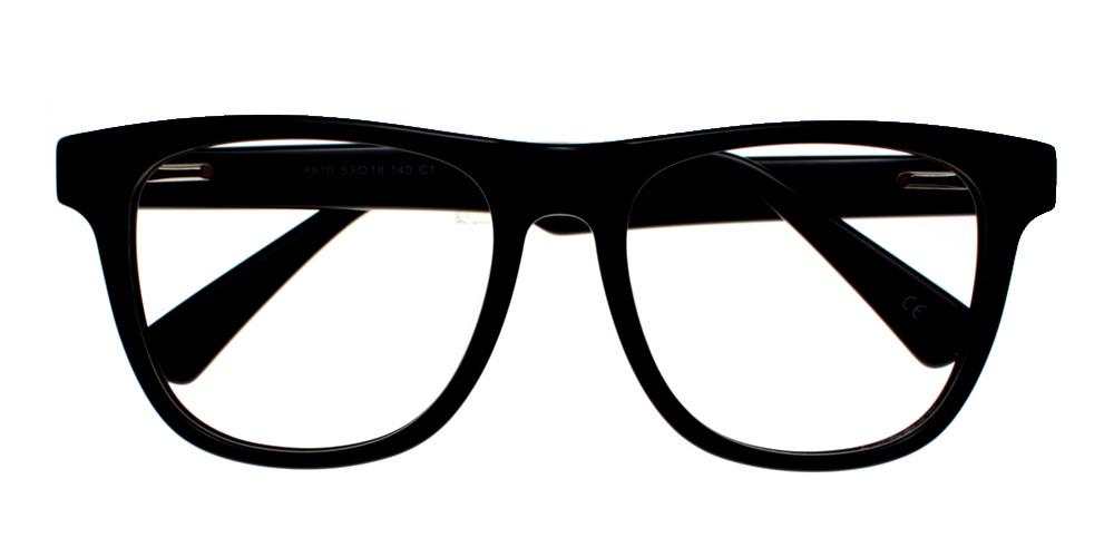 Brisbane Eyeglasses Black
