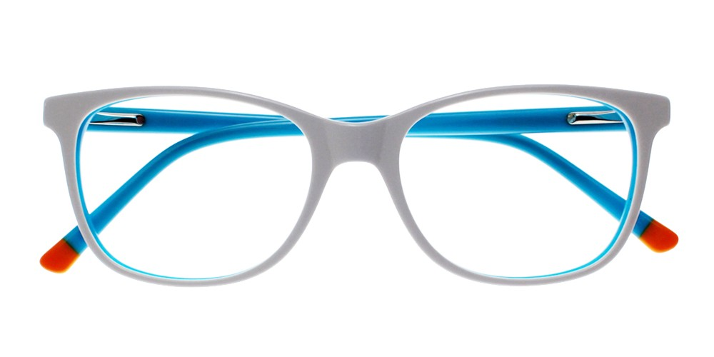 Lathrop Eyeglasses White