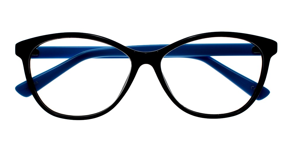 Jamestown Eyeglasses Blue