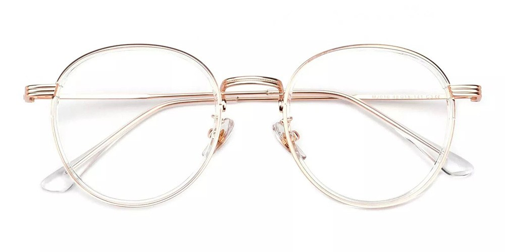 Macon Cheap Prescription Glasses Clear