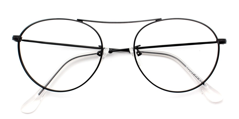 Alizee Eyeglasses Black