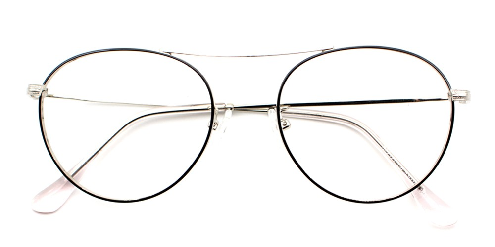 Alizee Eyeglasses Silver