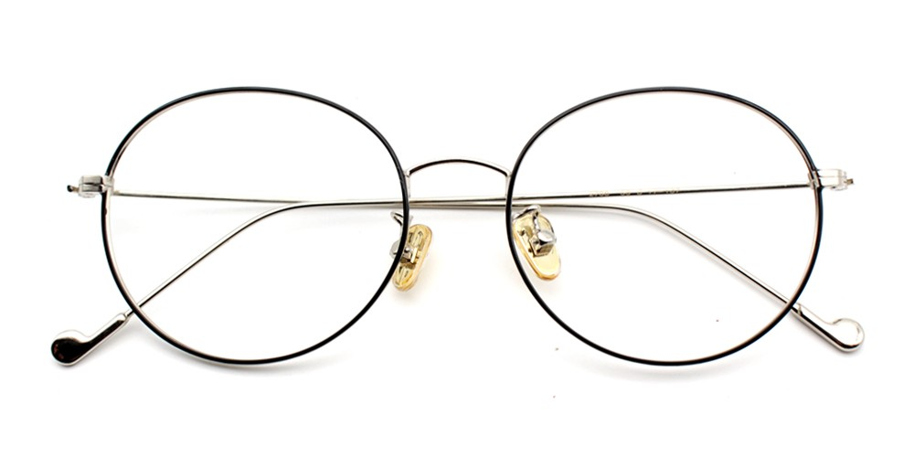 Louanne Eyeglasses Black