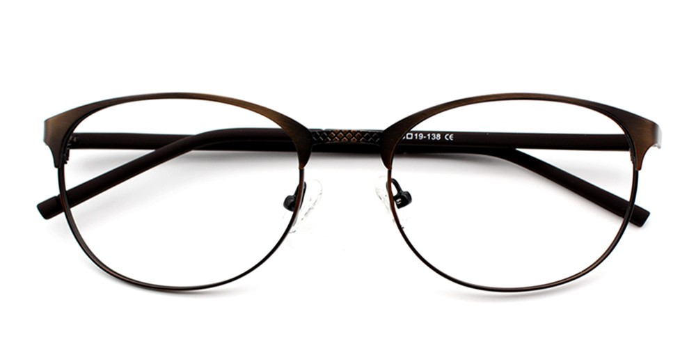 Samy Eyeglasses Brown