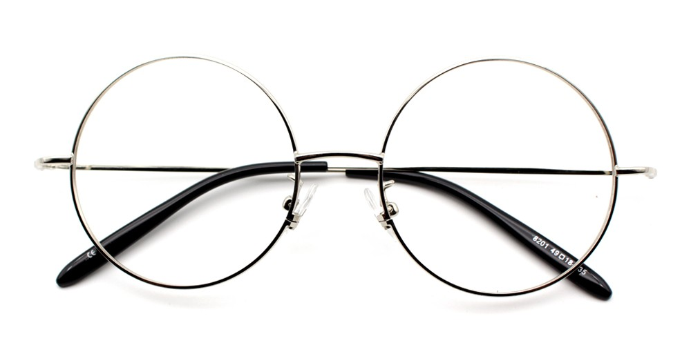 Charly Eyeglasses Silver