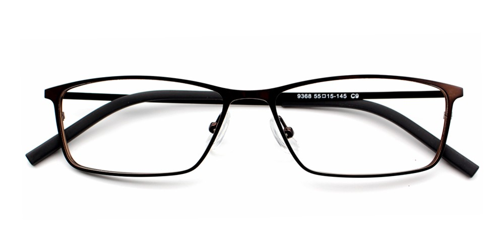 Asma Eyeglasses Brown