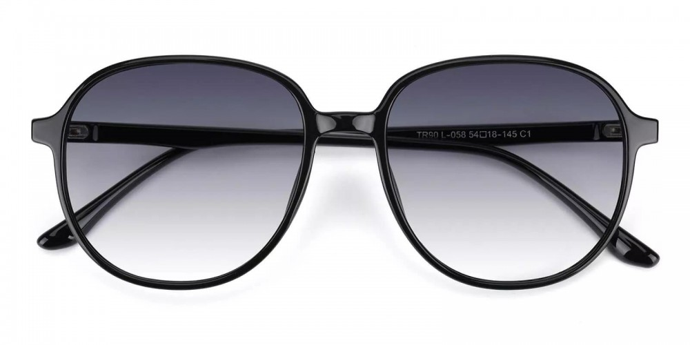 Palm Bay Prescription Sunglasses Black