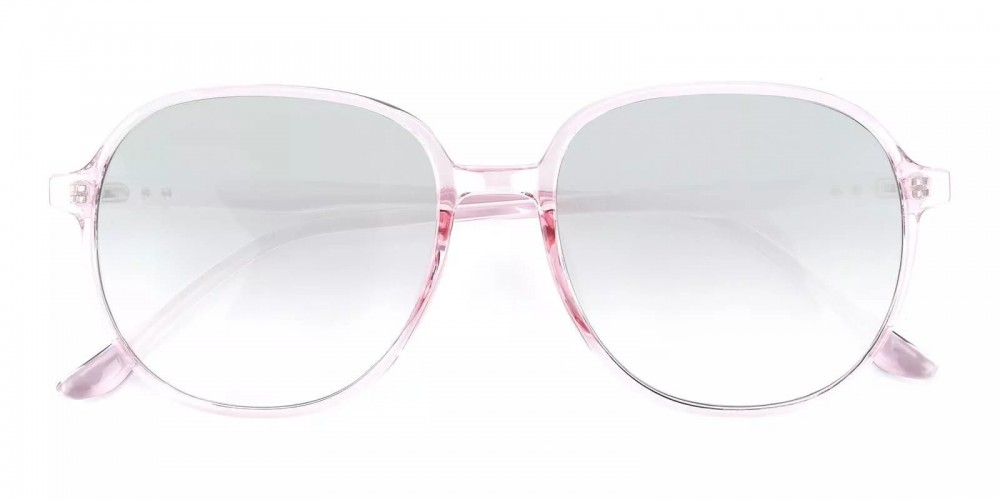 Palm Bay Prescription Sunglasses Clear Pink