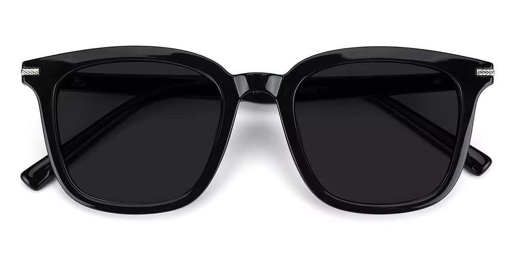 Waterbury Prescription Sunglasses Black