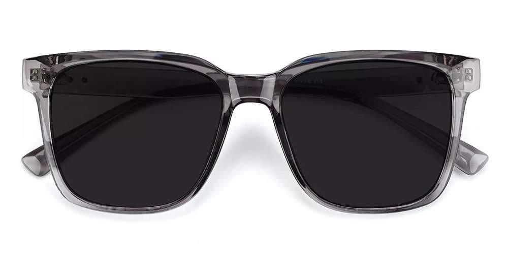 Ventura Prescription Sunglasses Clear Gray