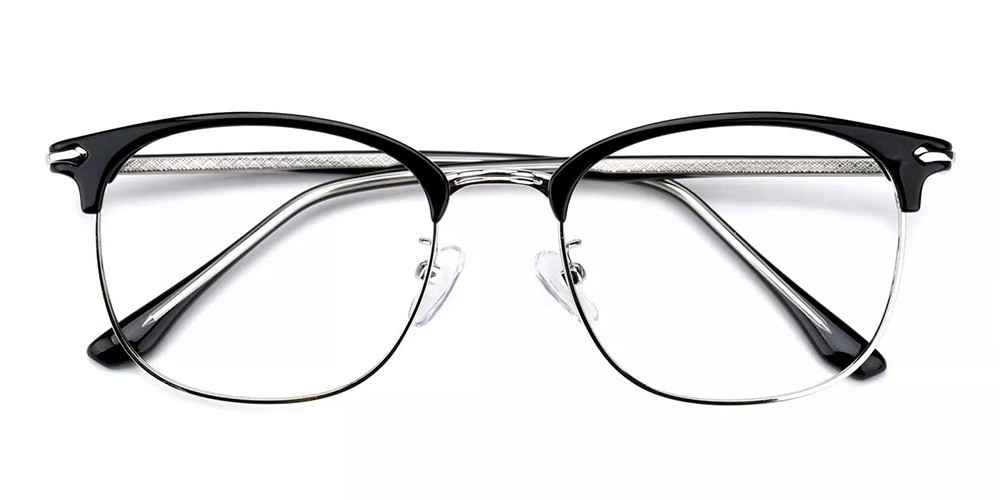Kansas Cheap Prescription Glasses Black