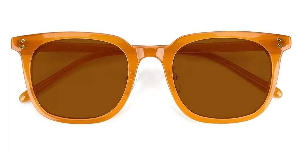 Peoria Prescription Sunglasses Gold