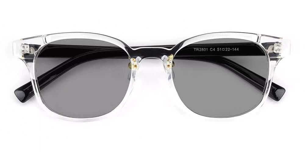 Danville Prescription Sunglasses Clear