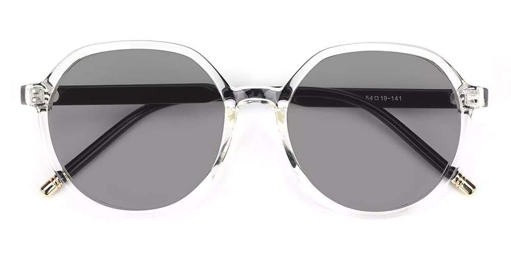 Odessa  Prescription Sunglasses Clear