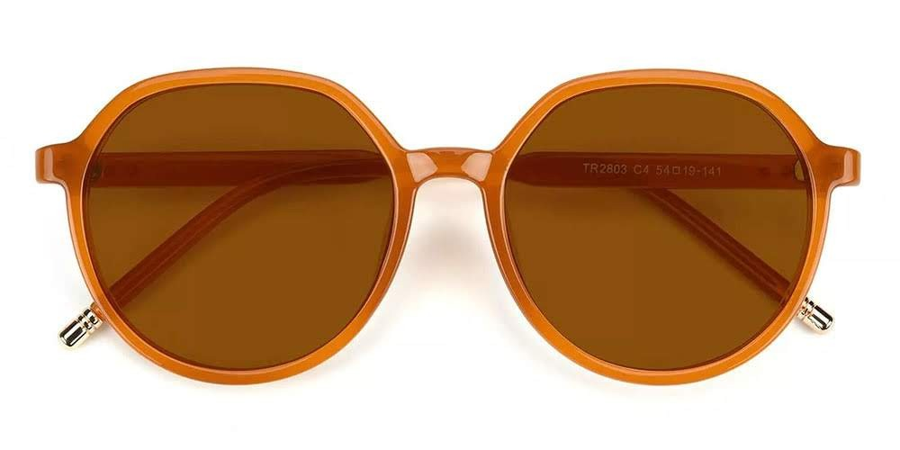 Odessa  Prescription Sunglasses Gold
