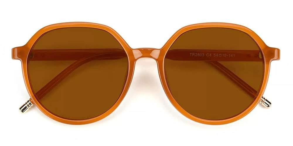 Odessa  Prescription Sunglasses Gold